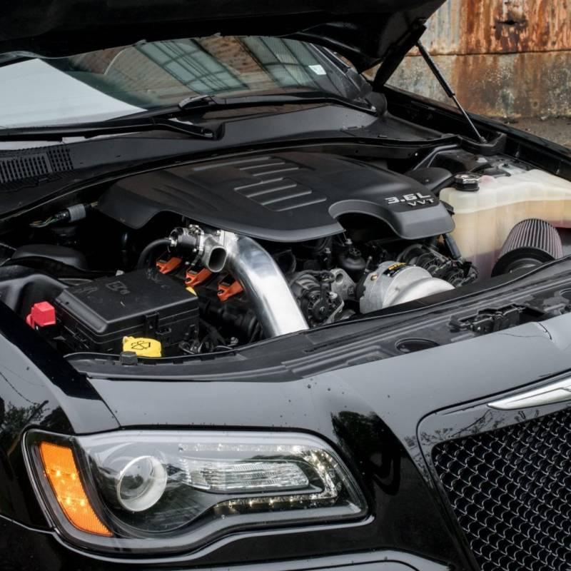 Ripp Supercharger Kit: Chrysler 300 3.6L V6 2011