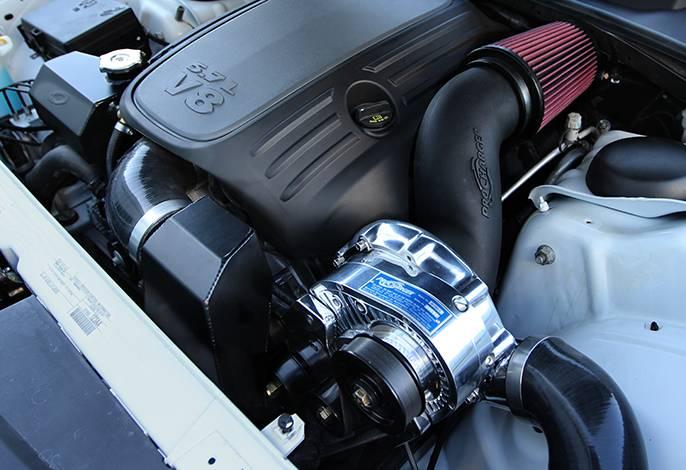 Procharger Supercharger Kit: Dodge Challenger 5 7L Hemi 2015 - 2019