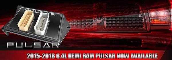 DiabloSport Pulsar Computer Programmer: Dodge Ram 6 4L 392 2015 - 2018  (2500 / 3500 Models)