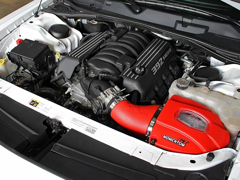 dodge charger scat pack air intake AFE Momentum GT Cold Air Intake: 2 / Challenger / Charger 2.2L 2 2 -  2