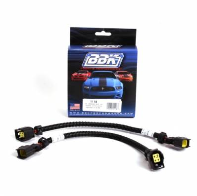 BBK Performance - BBK O2 Sensor Wiring Extension Kit: Chrysler / Dodge / Jeep Vehicles