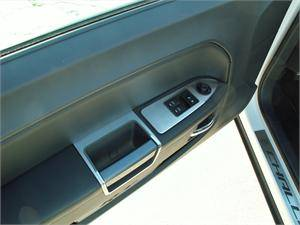 American Car Craft - American Car Craft Brushed Door Arm Control Trim: Dodge Challenger R/T SRT8 2008 - 2014