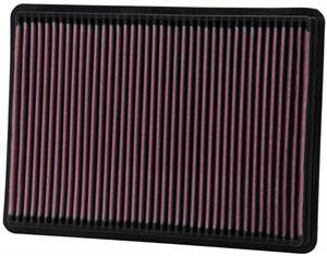 K&N Filters - K&N Air Filter: Jeep Commander / Grand Cherokee 2005 - 2010 (All Models)
