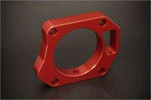 Torque Solution - Torque Solutions Throttle Body Spacer: Chrysler 300C / Dodge Challenger / Charger / Magnum 2005 - 2020 (5.7L Hemi / 6.1L SRT8 & 6.4L 392)