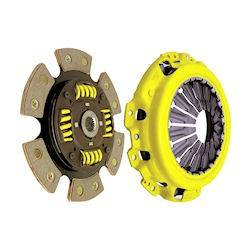 ACT - ACT 6-Puck Clutch Kit (Heavy Duty Pressure Plate / Sprung Hub): Dodge Neon SRT4 2003 - 2005