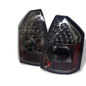 Spyder - Spyder Smoke LED Tail Lights: Chrysler 300 2005 - 2007