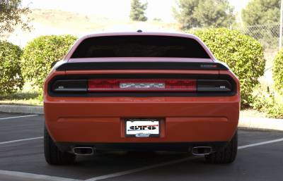 GTS - GT Styling Smoke Tail Light Covers: Dodge Challenger 2008 - 2014