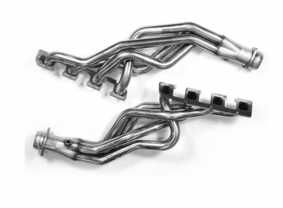 Kooks - Kooks Long Tube Headers & Mid Pipes: Chrysler 300C / Dodge Charger / Magnum 5.7L Hemi 2005 - 2008
