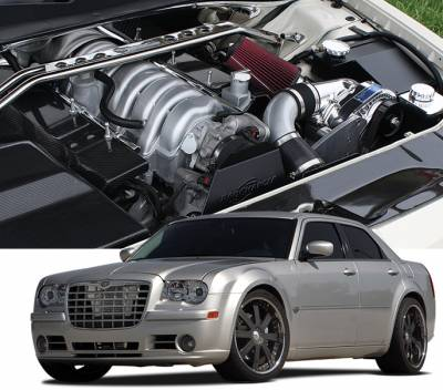 Procharger - Procharger Supercharger Kit: Chrysler 300C 6.1L SRT8 2006 - 2010
