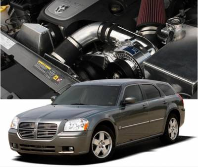 Procharger - Procharger Supercharger Kit: Dodge Magnum 5.7L Hemi 2005 - 2008
