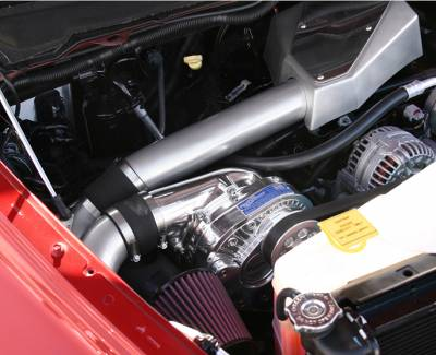 Chrysler 300 Accessories >> Procharger Supercharger Kit: Dodge Ram 5.7L Hemi 2004 - 2008