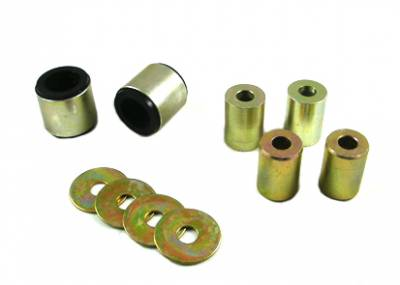 Whiteline - Whiteline Front Shock Absorber Bushings (to Control Arm): 300C / Challenger / Charger / Magnum V8 2005 - 2010