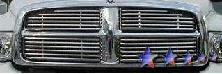 APS - APS Tubular Stainless Grille: Dodge Ram 2002 - 2005