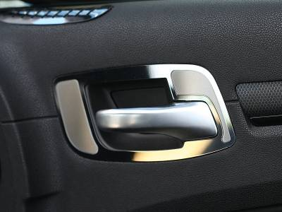 American Car Craft - American Car Craft Front Door Handle Pull Set Polished / Brushed: Chrysler 300 2011 - 2013