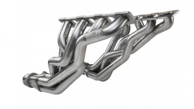 Kooks - Kooks Long Tube Headers & Mid Pipes: Dodge Charger / Challenger 6.2L SRT Hellcat 2015 - 2021