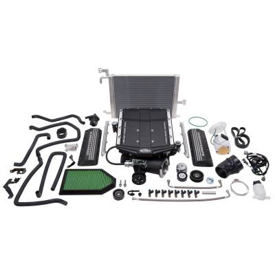 Edelbrock - Edelbrock E-Force Supercharger Kit: 300 / Challenger / Charger 6.4L 392 2015 - 2019 (Includes SRT, Scat Pack & T/A)