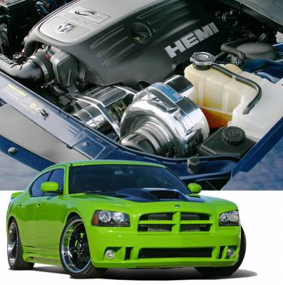 Procharger - Procharger Supercharger Kit: Dodge Charger 5.7L Hemi 2006 - 2010