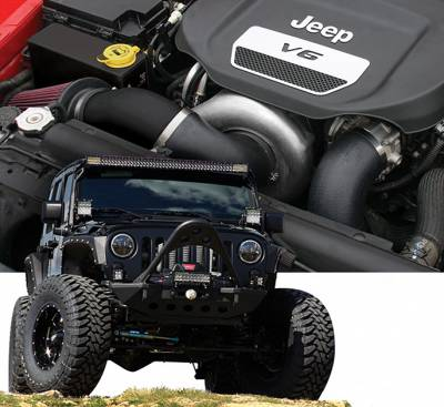 Procharger - Procharger Supercharger Kit: Jeep Wrangler JK 3.6L V6 2012 - 2018