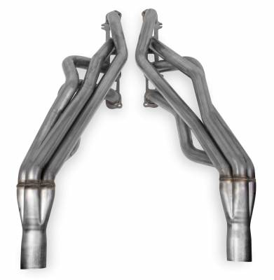 Hooker Blackheart - Hooker Blackheart Long Tube Headers & Mid Pipes: 300 / Challenger / Charger 5.7L Hemi 2009 - 2021
