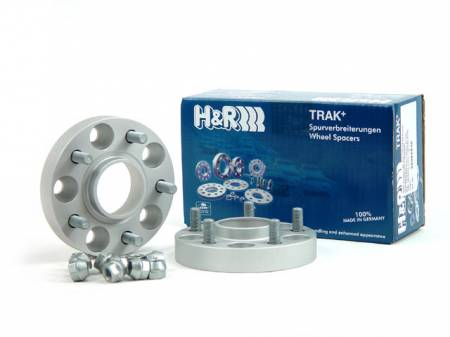 H&R - H&R 25mm Wheel Spacers: Dodge Neon SRT4 2003 - 2005