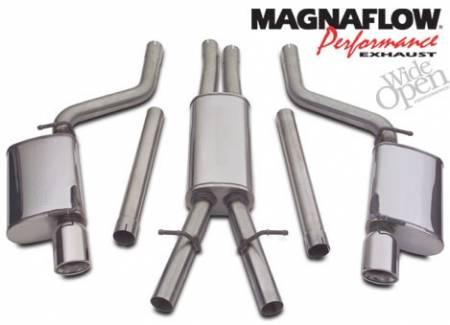 Magnaflow - Magnaflow Exhaust System: Chrysler 300C / Dodge Charger / Magnum 2005 - 2010 (6.1L SRT8)