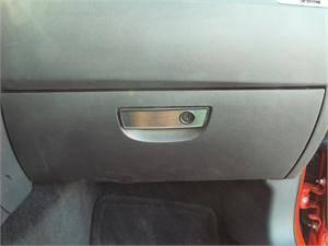 American Car Craft - American Car Craft Brushed Glove Box Trim Plate: Dodge Challenger R/T SRT8 2008 - 2014
