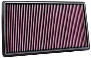 K&N Filters - K&N Air Filter: Dodge Viper 8.4L V10 2008 - 2017