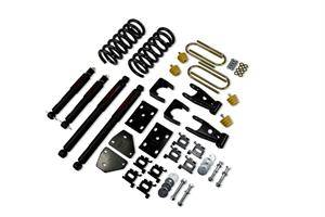 Belltech - Belltech Lowering Kit With ND Shocks: Dodge Ram (Quad Cab) 2002 - 2005