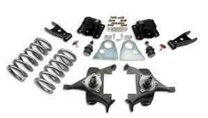 "Belltech - Belltech Lowering Kit 3"" F 4"" R drop W/O Shocks: Dodge Ram V8 (Regular Cab Auto Trans) 1994 - 1999"