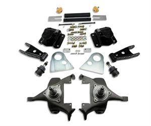 "Belltech - Belltech Lowering Kit 2"" F 4"" R drop W/O Shocks: Dodge Ram V8 (Extended Cab Auto Trans) 1994 - 1999"
