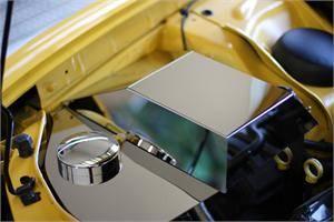 american car craft polished fuse box cover dodge. Black Bedroom Furniture Sets. Home Design Ideas