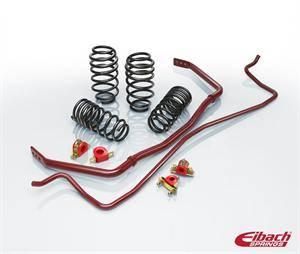 Eibach - Eibach Pro-Plus Suspension Kit: Dodge Charger 2006 - 2010 (Exc. SRT8 & AWD)
