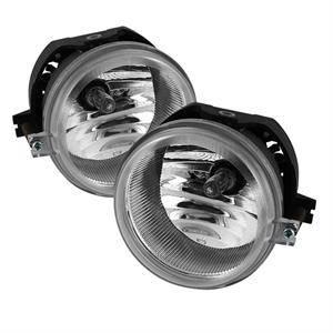 Spyder - Spyder OEM Style Fog Lights (Clear): Dodge Charger 2006 - 2010