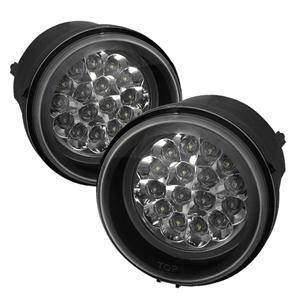 Spyder - Spyder LED Fog Lights (Clear): Dodge Charger 2006 - 2010