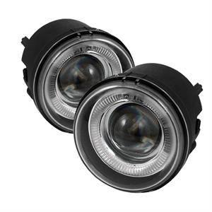 Spyder - Spyder Projector Fog Lights (Clear): Dodge Charger 2006 - 2010