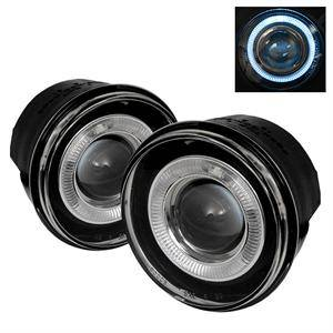 Spyder - Spyder Halo Projector Fog Lights (Clear): Jeep Grand Cherokee 2005 - 2009