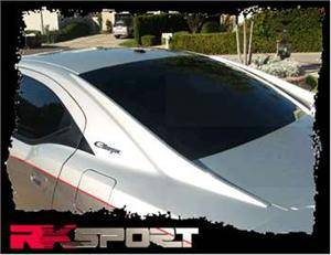 RK Sport - RK Sport Heritage Edition Charger Window Pillars: Dodge Charger 2006 - 2010