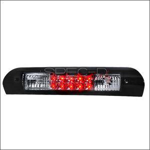 Spec D - Spec D LED Third Brake Light (Chrome): Dodge Ram 2002 - 2008