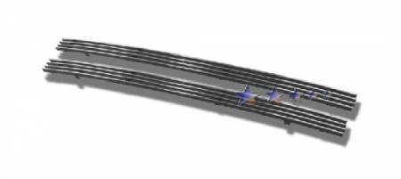 APS - APS Stainless Steel Bumper Grille: Dodge Magnum 2005 - 2007 (non SRT8)