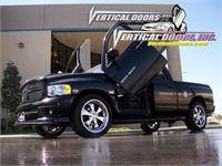 Vertical Doors - Vertical Doors: Dodge Ram 2002 - 2008 (All Models)