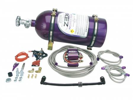 Zex - Zex Nitrous System: Chrysler 300C / Dodge Challenger / Charger / Magnum 2005 - 2019 (5.7L Hemi / 6.1L & 6.4L SRT8)