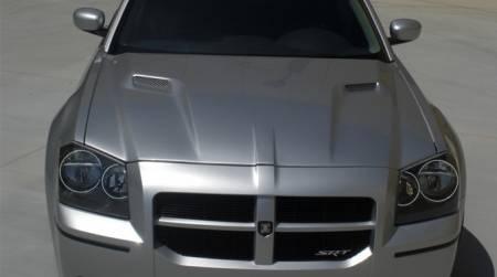 TruFiber - TruFiber A58 Fiberglass Hood: Dodge Magnum 2005 - 2007