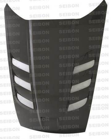 Anderson Composites - Anderson Composites ACR Carbon Fiber Hood: Dodge Viper SRT10 2003 - 2009