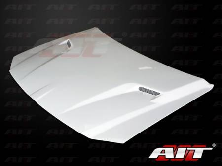 AIT Racing - AIT Racing Challenger Style Functional Cooling Hood: Dodge Magnum 2005 - 2007