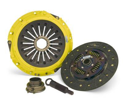 ACT - ACT Modified Street Clutch Kit (Heavy Duty Pressure Plate / Modified Street Disc): Dodge Neon SRT4 2003 - 2005