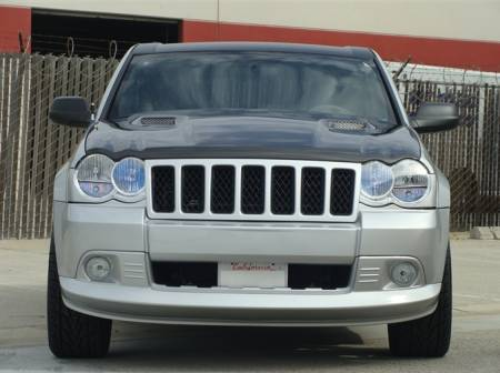 TruCarbon - TruCarbon A58 Carbon Fiber Hood: Jeep Grand Cherokee 2005 - 2010