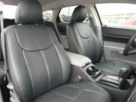 Clazzio - Clazzio Leather Seat Covers: Dodge Charger SE 2006 - 2010