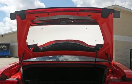 American Car Craft - American Car Craft Trunk Lid Liner: Dodge Challenger 2008 - 2014 (All Models)