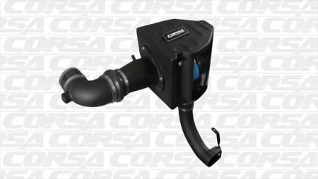 Corsa - Corsa Cool Air Intake: Dodge Challenger R/T 2011 - 2018