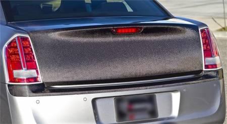 TruCarbon - TruCarbon CS6 Carbon Fiber Trunk: Chrysler 300 / 300C 2005 - 2010